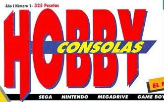 la revista hobby consolas en los 90