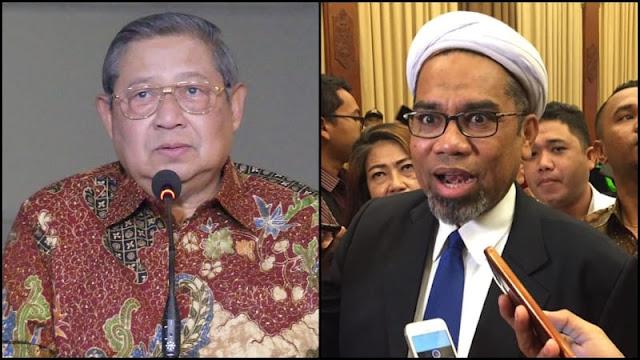 Ngabalin Minta Polemiknya dengan SBY Disudahi: Kasihan, Orang Tua