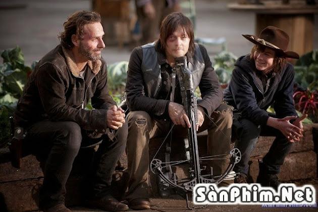 Xác Sống 5 - The Walking Dead 5 (2015) photo 1