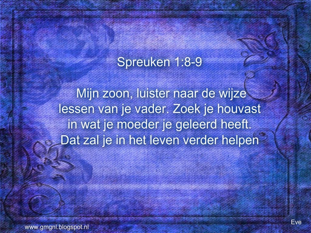 spreuken 1 Good Morning Girls NEDERLAND: Spreuken 1 spreuken 1