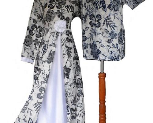 Model Baju Terusan Terbaru Celana Wanita Batik Brokat