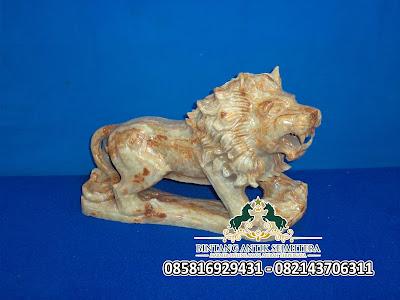 Jual Patung Singa Batu