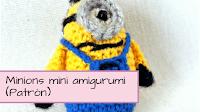 http://aramelaartesanias.blogspot.com.ar/2017/03/minion-amigurumi-con-patron.html