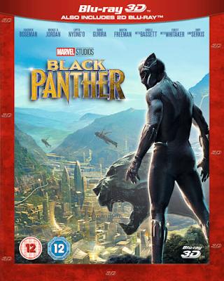 Black Panther 3D [Latino]