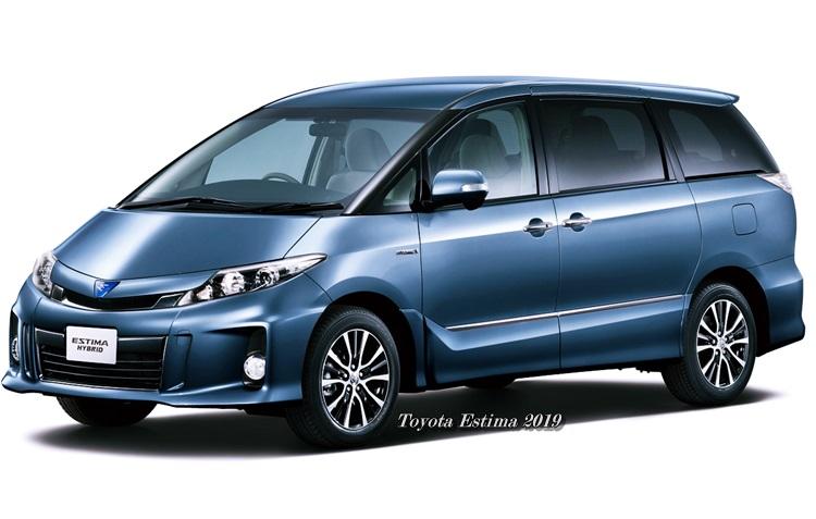 Toyota Estima 2019 Release Date and Price