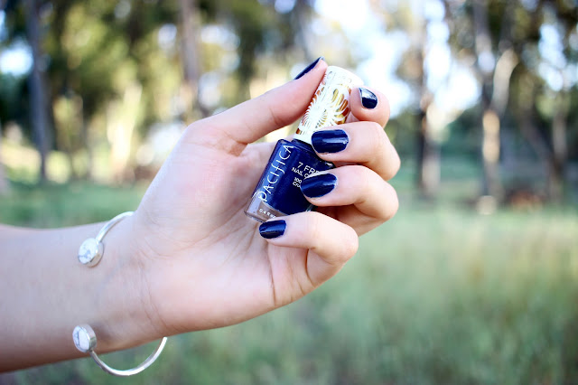Pacifica 7 Free Nail Color en Midnight Rambler