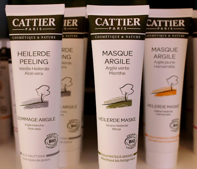 Cattier Paris Heilkreide Masken