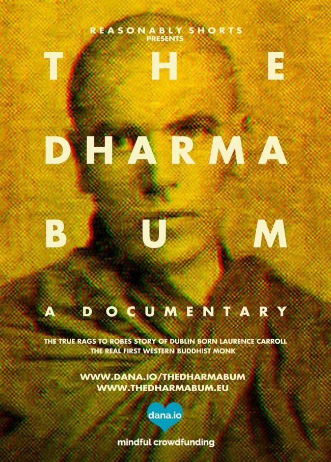 "Irish: ""The Dharma Bum"""