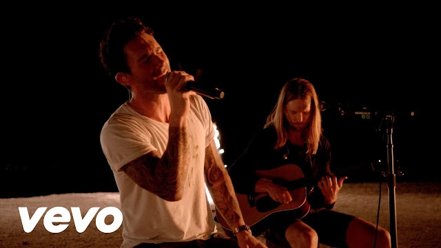 Maroon 5 - Animals (Victoria's Secret Swim Special)