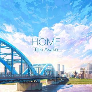 Toki Asako - HOME Lyrics