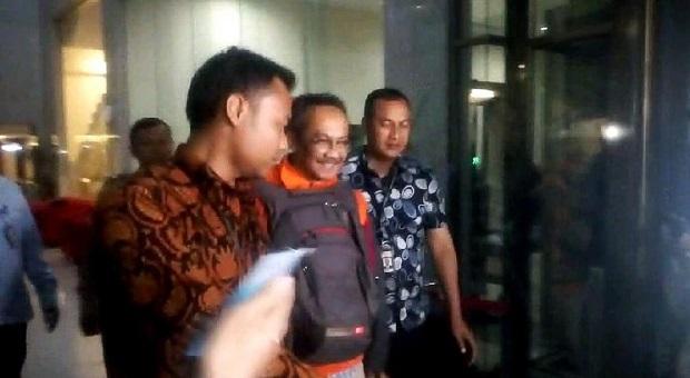 Penyuap Bupati Cirebon Ditahan KPK