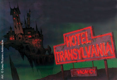 Hotel Transylvania Película