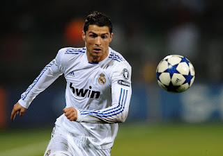 Cristiano Ronaldo fastest footballers