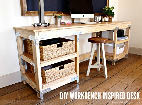 Plywood Projects. 20 easy and inexpensive projects you can make using plywood.  theweatheredfox.com/plywood-projects