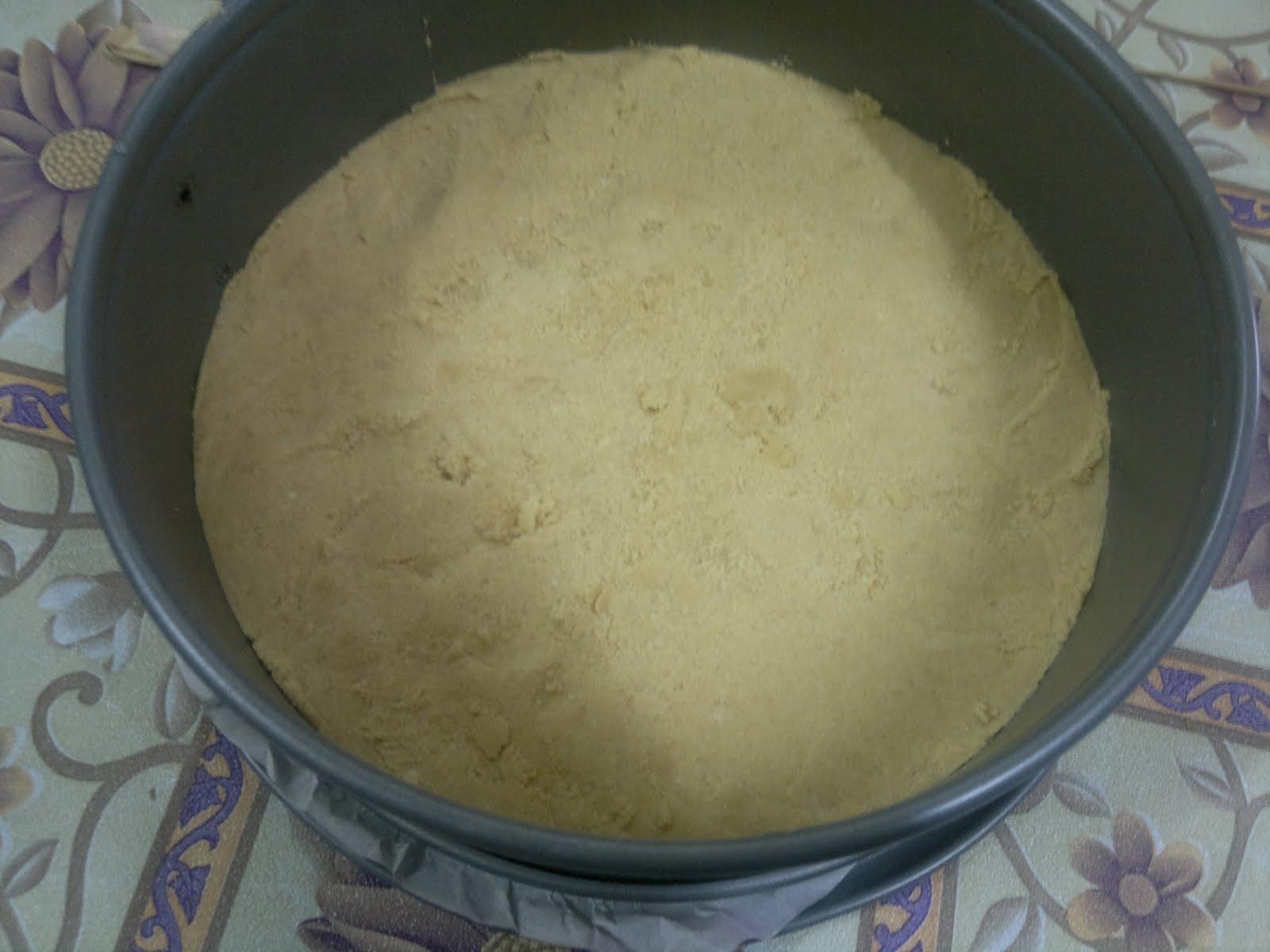 Resepi Biskut Cream Cheese