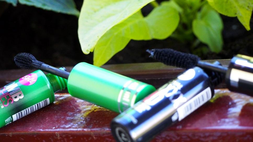 zielony tusz z kulką