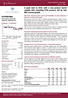 Studio societario di EnVent Capital Markets su Kolinpharma