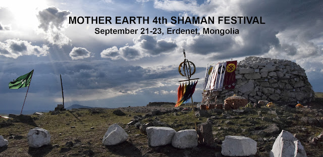 Mother Earth Shaman Festival 2017