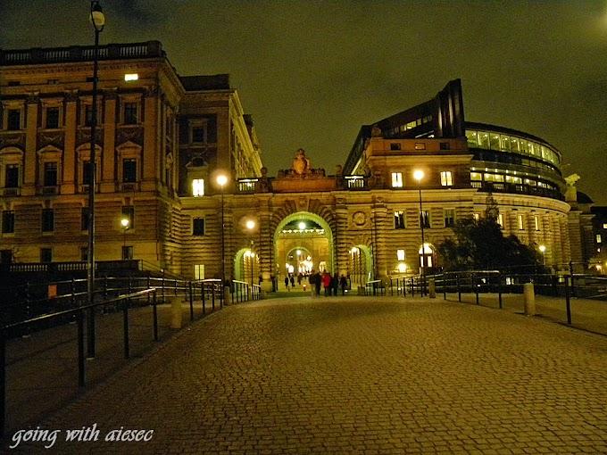 Listopadowy Sztokholm