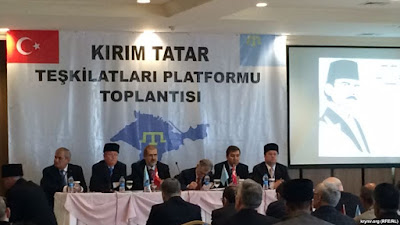Head of the Majlis Chubarov was elected a Chairman of the World Congress of Crimean Tatars