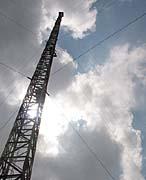 New shortwave station begins test broadcast, August 1