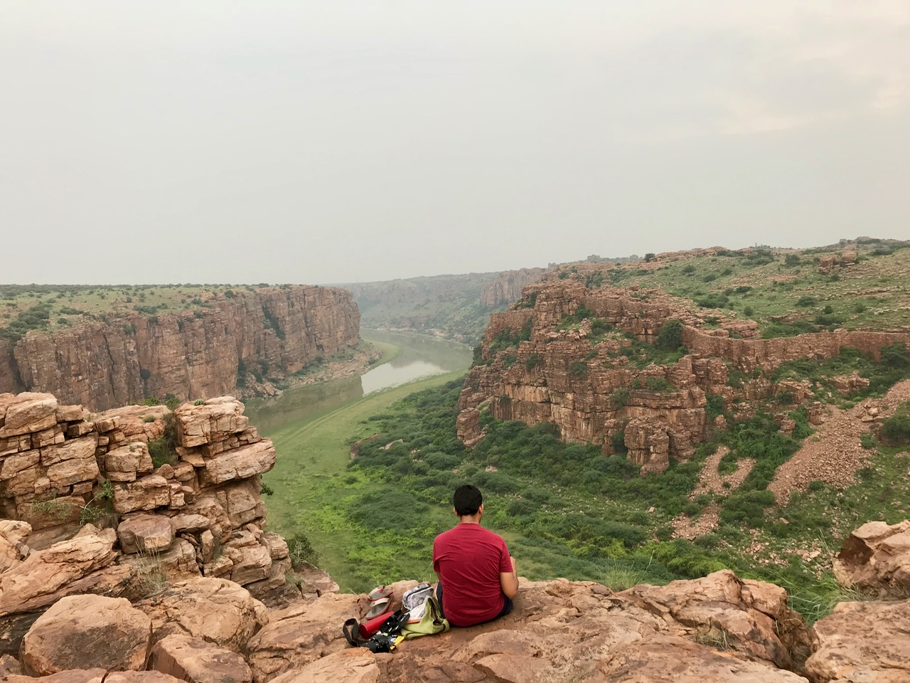 The hours my memoir: gandikota