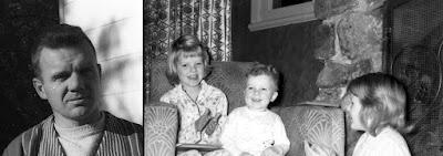 Roy Wilbee | Brenda, Tim, Linda Wilbee 1963