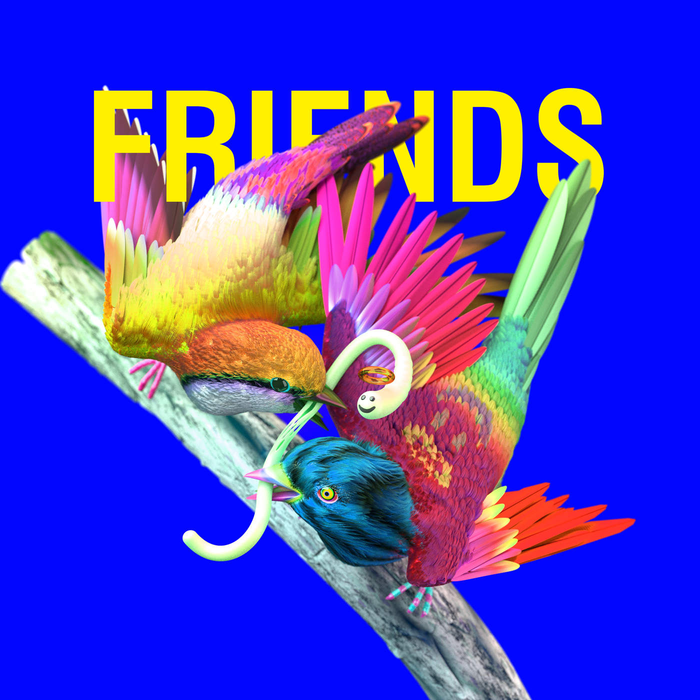 Justin Bieber & BloodPop® - Friends (Remix) [feat. Julia Michaels] - Single