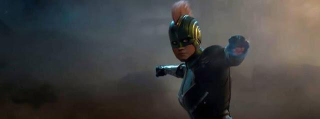 Capitã Marvel Moicano 01