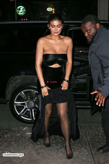 Kylie Jenner at 2018 MET Gala Stunnign Divas ~  Exclusive 005.jpg