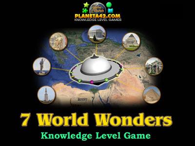 Седемте Чудеса на Света Игра