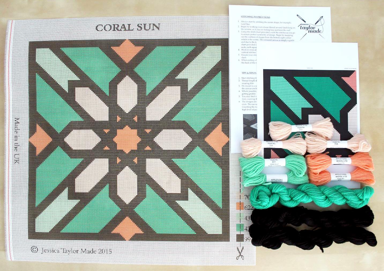 Coral Sun kit