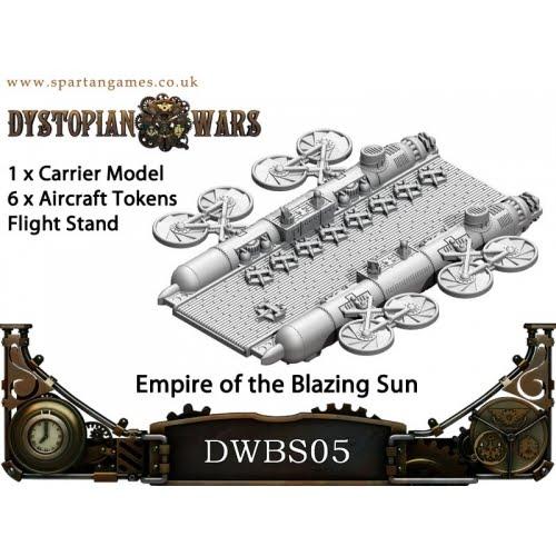 Dystopian Wars Empire of the Blazing Sun Inari Scout Gyro DWBS08 NEW