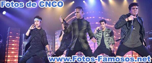 Fotos de CNCO