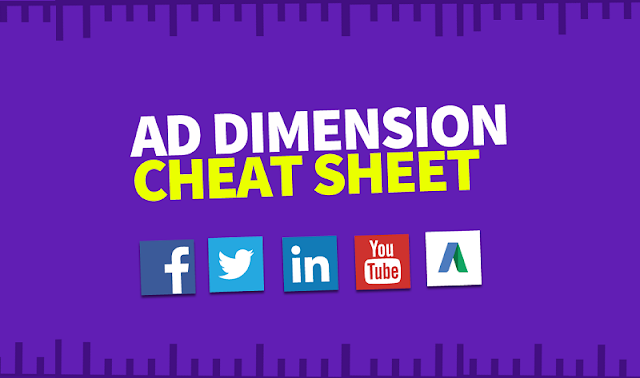 Infographic: Ad Dimensions Cheat Sheet