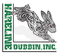 Hareline Dubbin Logo - Manufacturer of Fly tying materials