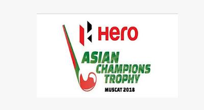 Jadual dan Keputusan Hoki Trofi Juara-Juara Asia 2018