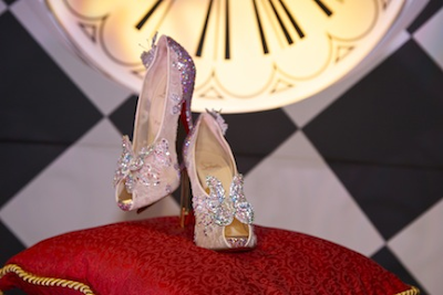Unveiling of Cinderella Slippers