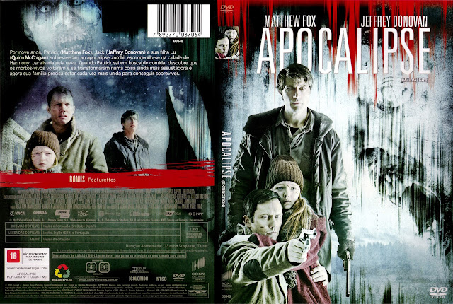 Capa DVD Apocalipse