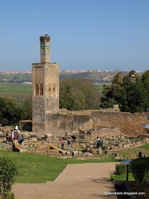 Rabat - Chellah