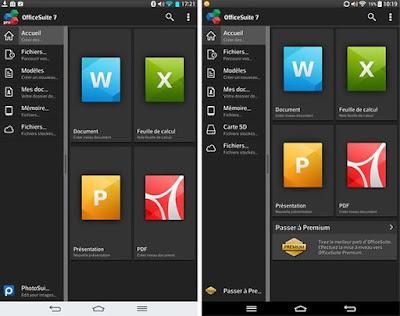 تطبيق OfficeSuite Pro , office suite pro 9 apk تحميل