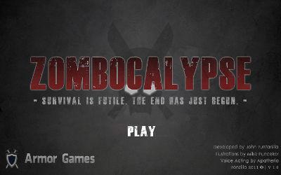 Zombocalypse - Jeu d'Action sur PC