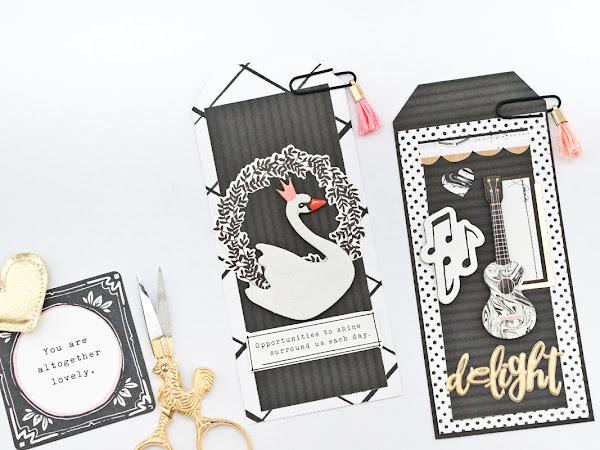 Crate Paper Design Team : Bookmarks