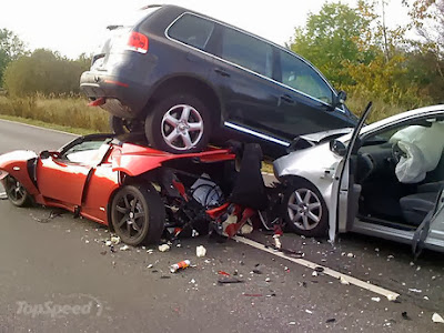 Real Terrible Road Accidents
