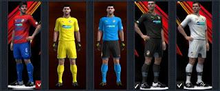 PES 2013 FC Viktoria Plzen kit 2016-17 By Radymir