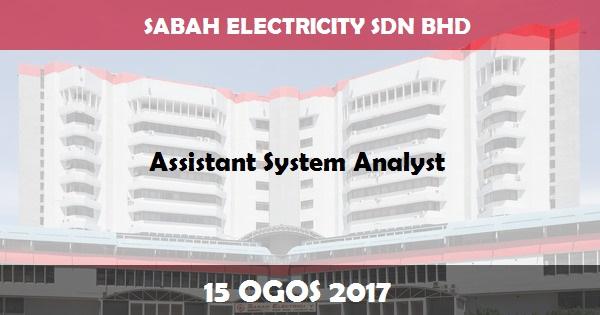 Jawatan Kosong di Sabah Electricity Sdn. Bhd.