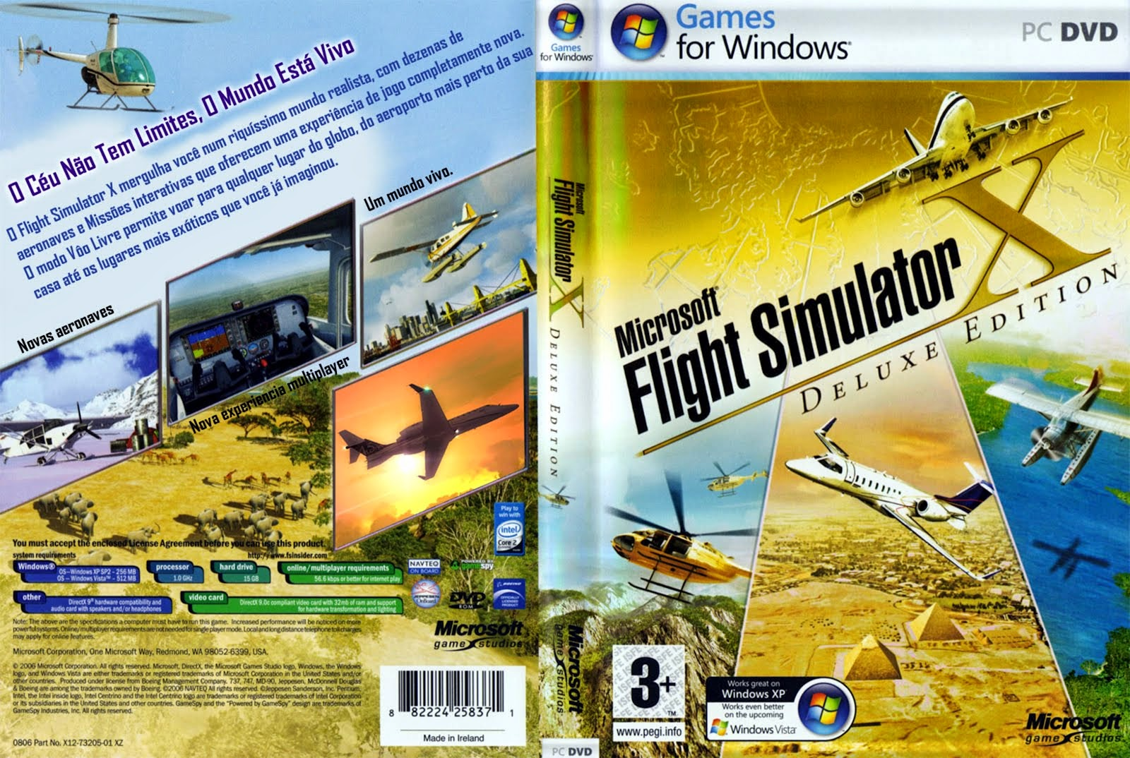 Download Flight Simulator X SP2 français ... - microsoft.com