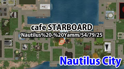 http://maps.secondlife.com/secondlife/Nautilus%20-%20Yamm/54/79/25