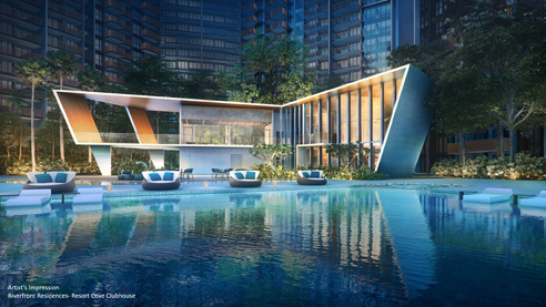 Riverfront Residences - Club House
