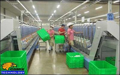 Giới thiệu hóa chất khử màu nước thải dệt nhuộm chất lượng cao – Sẽ niêm phong nhà máy dệt nhuộm gây ô nhiễm